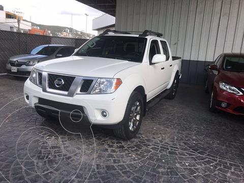 Nissan Frontier  Pro 4X 4x4 Aut  usado (2019) color Blanco precio $535,000