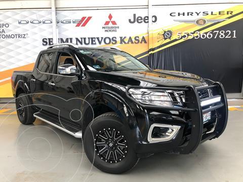 Nissan Frontier  LE 2.4L  usado (2018) color Negro precio $390,000