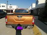 Nissan Frontier Pro-4X LE 2.4L  usado (2018) color Naranja precio $330,000