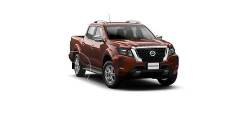 Nissan Frontier  LE  nuevo color Blanco financiado en mensualidades(mensualidades desde $527,900)