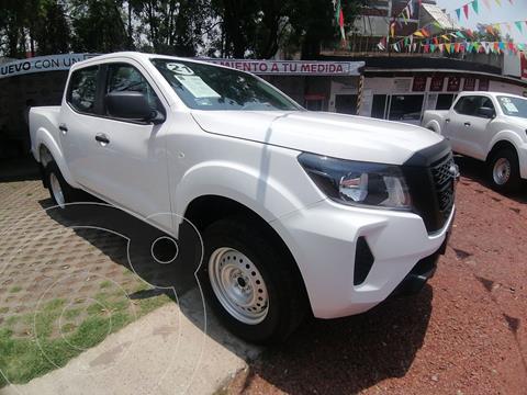 Nissan Frontier  LE Platinum Diesel 4x4  usado (2021) color Blanco precio $495,000