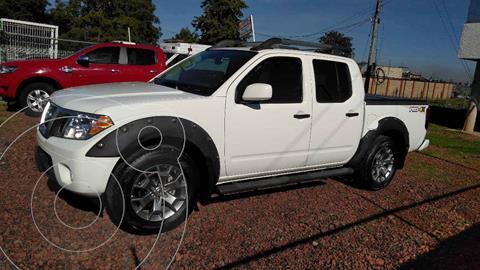 Nissan Frontier  Pro-4X 4x2 V6 usado (2020) color Blanco precio $550,000