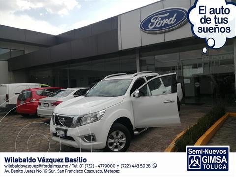 Nissan Frontier  LE  usado (2017) color Blanco precio $275,000