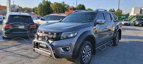 Nissan Frontier  LE Platinum Diesel 4x4  usado (2020) color Gris precio $590,000