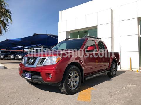 Nissan Frontier Pro-4X Pro-4X 4x2 V6 usado (2020) color Rojo precio $470,000