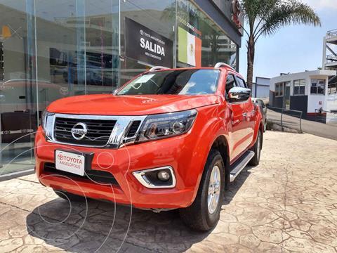 Nissan Frontier  LE Platinum A/A usado (2020) color Rojo precio $469,000