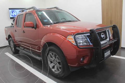 Nissan Frontier  Pro-4X 4x4 V6 usado (2019) color Rojo precio $549,000
