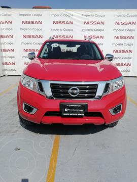 Nissan Frontier LE  usado (2020) color Rojo precio $439,000