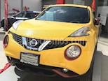 Foto venta Auto Seminuevo Nissan Juke 1.6 EXCLUSIVE CVT 5P (2017) color Amarillo precio $320,000