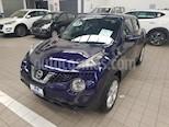 Foto venta Auto usado Nissan Juke 5p Exclusive L4/1.6/T Aut (2017) color Azul Marino precio $299,000