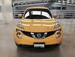 Foto venta Auto usado Nissan Juke 5p Exclusive L4/1.6/T Aut (2015) color Amarillo precio $220,000