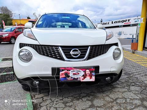 Nissan Juke 1.6L Advance Aut usado (2014) color Blanco precio $11.900.000