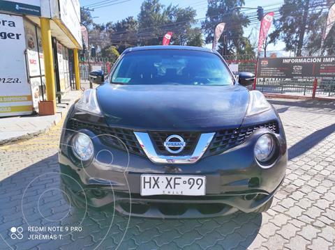 Nissan Juke 1.6L Advance Aut usado (2016) color Negro precio $12.690.000