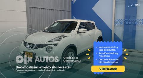 Nissan Juke 1.6L usado (2018) color Blanco precio $66.500.000