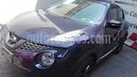Foto venta Auto usado Nissan Juke Exclusive CVT NAVI (2015) color Azul precio $197,000