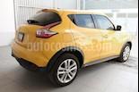 Foto venta Auto usado Nissan Juke Exclusive (2017) color Amarillo precio $270,000