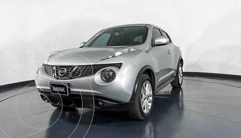 Nissan Juke Advance CVT usado (2013) color Plata precio $189,999