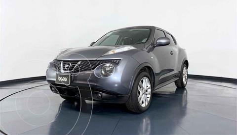 Nissan Juke Exclusive CVT usado (2014) color Gris precio $202,999
