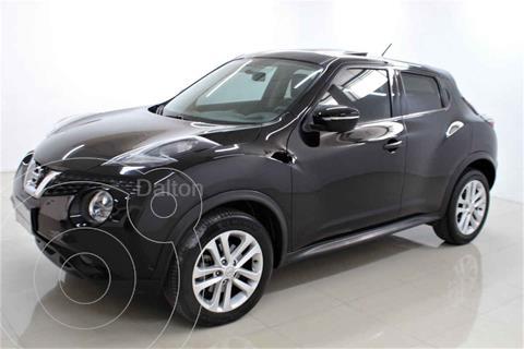 Nissan Juke Exclusive CVT usado (2017) color Negro precio $265,000