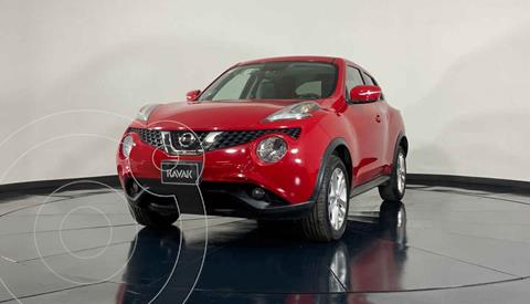 Nissan Juke Exclusive CVT usado (2016) color Rojo precio $252,999