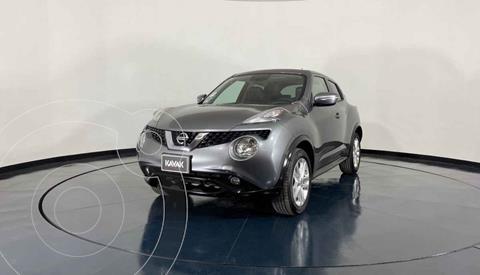 Nissan Juke Exclusive CVT usado (2016) color Gris precio $269,999