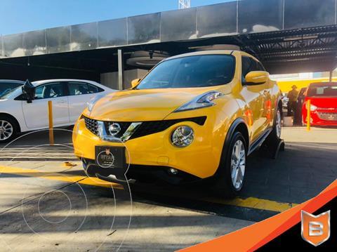Nissan Juke Advance CVT NAVI usado (2017) color Amarillo precio $259,900