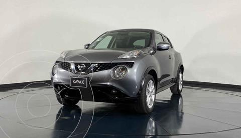 Nissan Juke Exclusive CVT usado (2016) color Plata precio $259,999