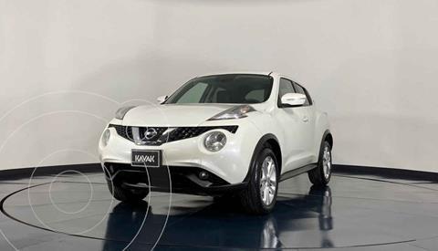 Nissan Juke Exclusive CVT usado (2016) color Blanco precio $269,999