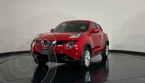 Nissan Juke Exclusive CVT usado (2017) color Rojo precio $289,999