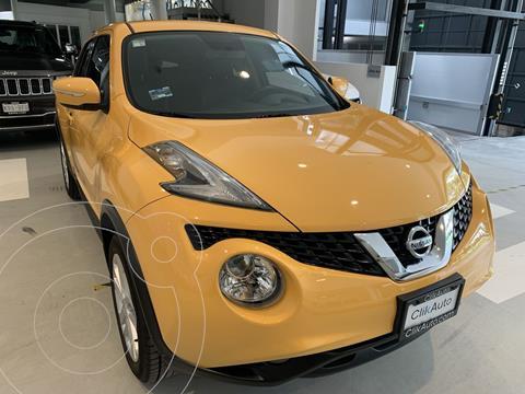 Nissan Juke Exclusive usado (2017) color Amarillo precio $291,000