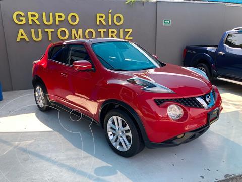 Nissan Juke Advance usado (2015) color Rojo precio $205,000