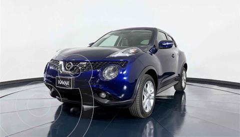 Nissan Juke Exclusive CVT usado (2017) color Azul precio $294,999