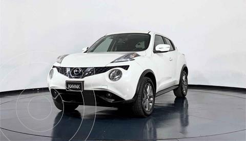 Nissan Juke Exclusive CVT usado (2016) color Blanco precio $259,999