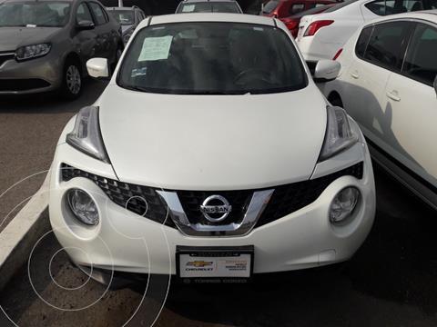 Nissan Juke Exclusive usado (2017) color Blanco precio $265,000