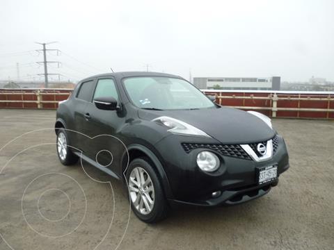Nissan Juke Exclusive usado (2015) color Negro precio $205,000
