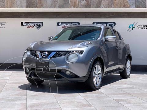 Nissan Juke Exclusive usado (2016) color Gris precio $245,000