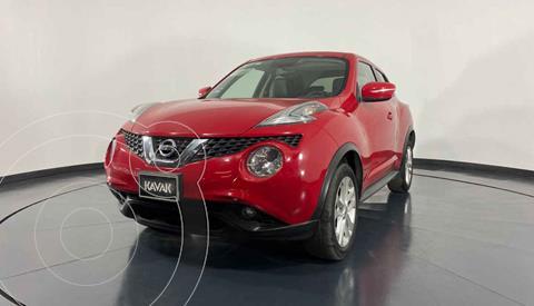 Nissan Juke Exclusive CVT usado (2016) color Rojo precio $257,999