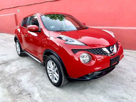 Nissan Juke Advance CVT usado (2015) color Rojo precio $209,000