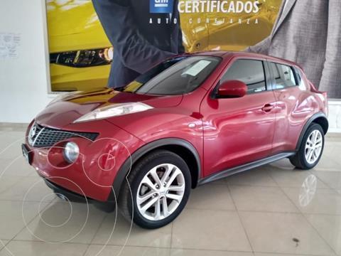 Nissan Juke Exclusive usado (2014) color Rojo precio $199,000