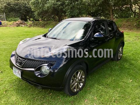 Nissan Juke Advance CVT usado (2012) color Negro Noche precio $175,000
