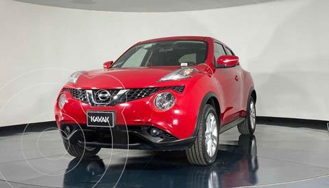 Nissan Juke Advance CVT usado (2016) color Rojo precio $254,999