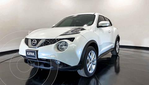 Nissan Juke Advance CVT usado (2017) color Blanco precio $284,999