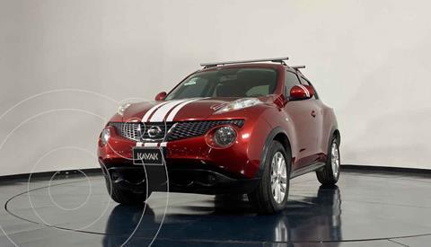Nissan Juke Exclusive CVT usado (2014) color Rojo precio $202,999
