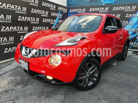foto Nissan Juke Exclusive usado (2015) color Rojo Infierno precio $225,000
