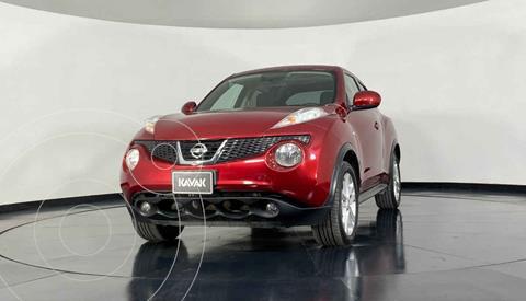 Nissan Juke Advance CVT usado (2013) color Rojo precio $182,999