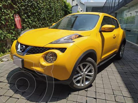 Nissan Juke Exclusive usado (2017) color Amarillo precio $289,000