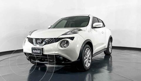 Nissan Juke Exclusive CVT usado (2016) color Blanco precio $254,999