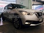 Foto venta Auto usado Nissan Kicks 5p Advance L4/1.6 Aut (2017) color Plata precio $229,000