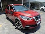 Foto venta Auto usado Nissan Kicks 5p Exclusive L4/1.6 Aut (2017) color Rojo precio $295,000