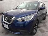 Foto venta Auto usado Nissan Kicks 5p Sense L4/1.6 Man (2018) color Azul Marino precio $235,000
